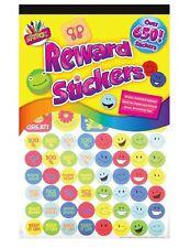 Reward Stickers Home School Teachers Chart Award Children Artbox Tallon Reward