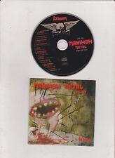 Metal Hammer CD MAXIMUM METAL VOL. 148 surpuissance Troll Orden Ogan Rage
