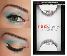 1 Pair AUTHENTIC RED CHERRY #747XS Branson Strip Lashes False Eyelashes Lash