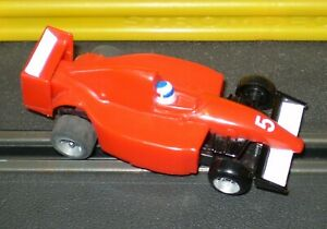 IDEAL TCR FERRARI F1 SLOT CAR HO