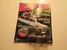 1997 Johnny Lighting Ghostbusters 11 Vampire Van Ecto 1A diecast car