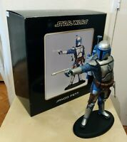 Statue Jango Fett - Star Wars - Attakus - Edition Limitée n° 1159/1500