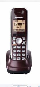 Panasonic KX-TGA653R Expansion Handset FOR KX-TG6511,6512,6513,6531