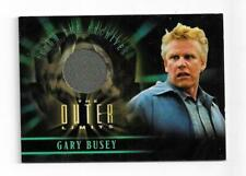 Outer Limits Sex, Cyborgs & Science Fiction Costume Card Cc1 Gary Busey Limited