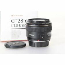 Canon EF 1,8/28 USM Weitwinkelobjektiv - 2510A004 - Canon EF 28mm F/1.8 USM