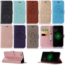 Owl Slim ID Card Wallet Leather Flip Case Cover For Oppo A57 F5 F1S R9s Plus R11