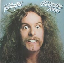 TED NUGENT - CAT SCRATCH FEVER -  LP