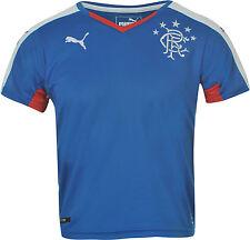 Rangers Home Football Shirts (Scottish Clubs)