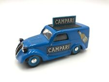 BRUMM FIAT 500 CAMPARI PANEL VAN 1:43