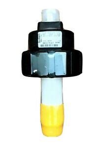 Burkert Insertion Flow Sensor with Paddle Wheel, Type 8020, No. 491587,