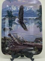 And the Eagles Soar - Dawn's call series COLLECTORS PLATE