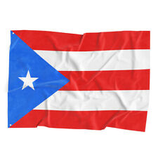 Puerto Rico Flag 3x5 Ft National Country Banner Polyester Grommets Puerto Rican