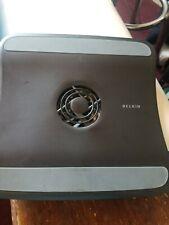 Belkin CoolSpot F5L055-BLK Laptop Cooling Pad (Black)
