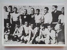 URUGUAY FOOTBALL TEAM 1950,MARS WORLD CUP POSTARD 1994,RARE FACSIMILE PRINT !