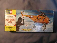 Monogram #H-172 Sikorsky Helicopter US Navy.  Complete.
