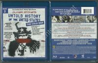 Untold History of the United States, Part 2: The Cold War (Blu-ray Disc) NEW