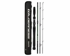 Daiwa 20 WILDERNESS Spinning Fishing Rod