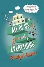 Very Good, All of Us and Everything, Asher, Bridget, Book