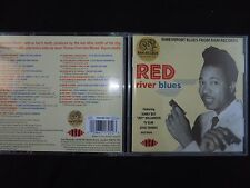 RARE CD RED RIVER BLUES / VARIOUS /
