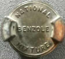 NATIONAL BENZOLE MIXTURE BRASS 2 GALLON CAN CAP