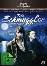 Die Schmuggler - Die ZDF-Abenteuerserie mit Oliver Tobias - Fernsehjuwelen DVD