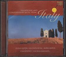 """ELENA LEDDA  AGRICANTUS  LUCILLA GALEAZZI  NOVALIA - RARO CD USA """" ... ITALY """""""