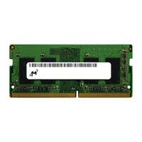 MICRON MTA4ATF51264HZ-2G3 4GB 1Rx16 DDR4 19200 PC4-2400 NONECC LAPTOP MEMORY RAM