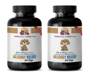 dog anti itch pills - PREMIUM DOG ALLERGY RELIEF 2B- quercetin dogs