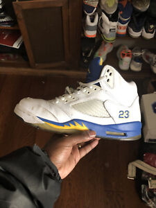 Jordan 5 Laney Size 11 Beaters/restore