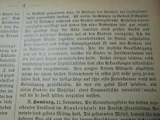 1902 Zeitung Juden 47  / Berlin Ärzte / Rochus bei Neisse / Hamburg Schwarzau