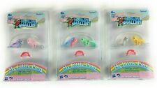 World's Smallest - My Little Pony - Pink and Green - Miniature RETRO Toy NEW