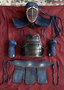 Vintage Kendo Adult Armor Uniform Set Japanese Martal Arts,Please Read!