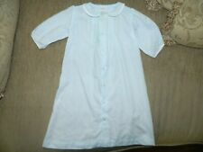 Heirloom Boys or Girls Baby Blue Gown Size 6 Months