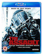 The Assault [Blu-ray], Excellent DVD, ,