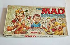 The Mad Magazine Board Game 1979 Complete By Parker Brothers