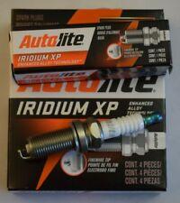 4 x Autolite Iridium XP Spark Plug - XP5325 - For Some Dodge Challenger Charger
