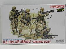 Dragon 3011 KIT figure u.s.101st Air Assault Screaming Eagles scala 1:35