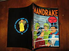 MANDRAKE DAILY STRIPS 1960 EDIZIONI COMIC ART NUMERO 79 COLLANA NEW COMICS