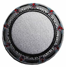 """Stargate SG1 Gate 4"""" Diameter Embroidered Patch"""