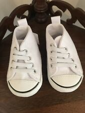 Airwalk White High Top Sneakers Walking Shoes Size 2W Shoes NWT ADORABLE!