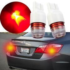 Strobe Light Flashing Red LED Bulbs For 2011-17 Honda Accord Brake Tail Light