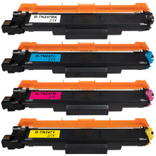 Toner compatible con Brother Tn247/tn243 Cyan