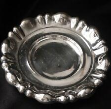Vintage AUSTRIAN SILVER Under Plate or Saucer