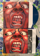King Crimson ‎– In The Court Of The Crimson King Lot of Lp