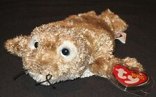 TY FINS the SEAL BEANIE BABY - MINT with MINT TAGS