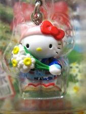 Sanrio Hello Kitty FUKUI GOTOCHI Charm Mascot Cell Phone Strap Japan New