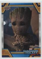 2017 Upper Deck Guardians of the Galaxy Volume 2 #44 Rocket in Danger Card 2a1