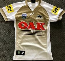 Game player Issue Penrith Panthers  jersey Match ASIcs Nines  Gps Origin