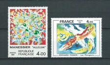 TABLEAUX d' ART - 1981 YT 2168 à 2169 - TIMBRES NEUFS** MNH LUXE