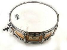 """Pearl Free Floating Snare Drum - 5.5x14"""" Maple with Extended Snare Wires"""